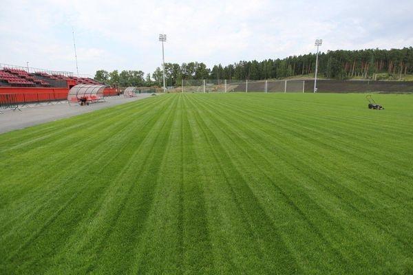 Стадион вЕкатеринбурге, основанный кЧМ-2018, готов на75 процентов