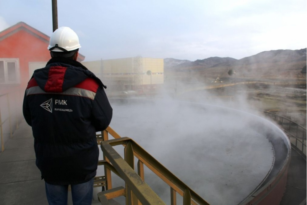 РМК проинвестирует модификацию производства медного концентрата обогатительной фабрики «Карабашмедь»