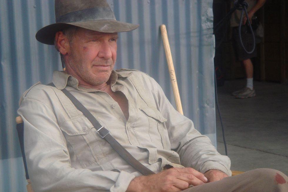 Харрисон Форд празднует 75-летний юбилей