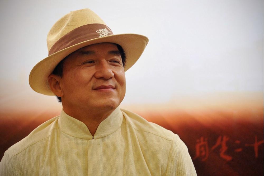Приключения Джеки Чана вГолливуде: награда Оскар в