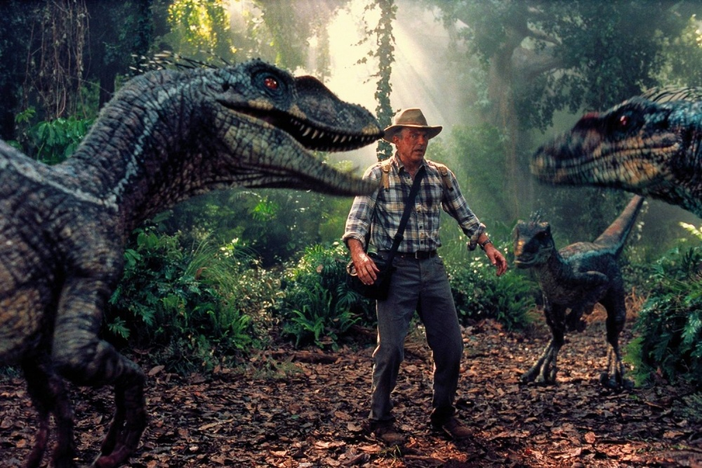 an introduction and an analysis and a comparison of the novel and film jurassic park