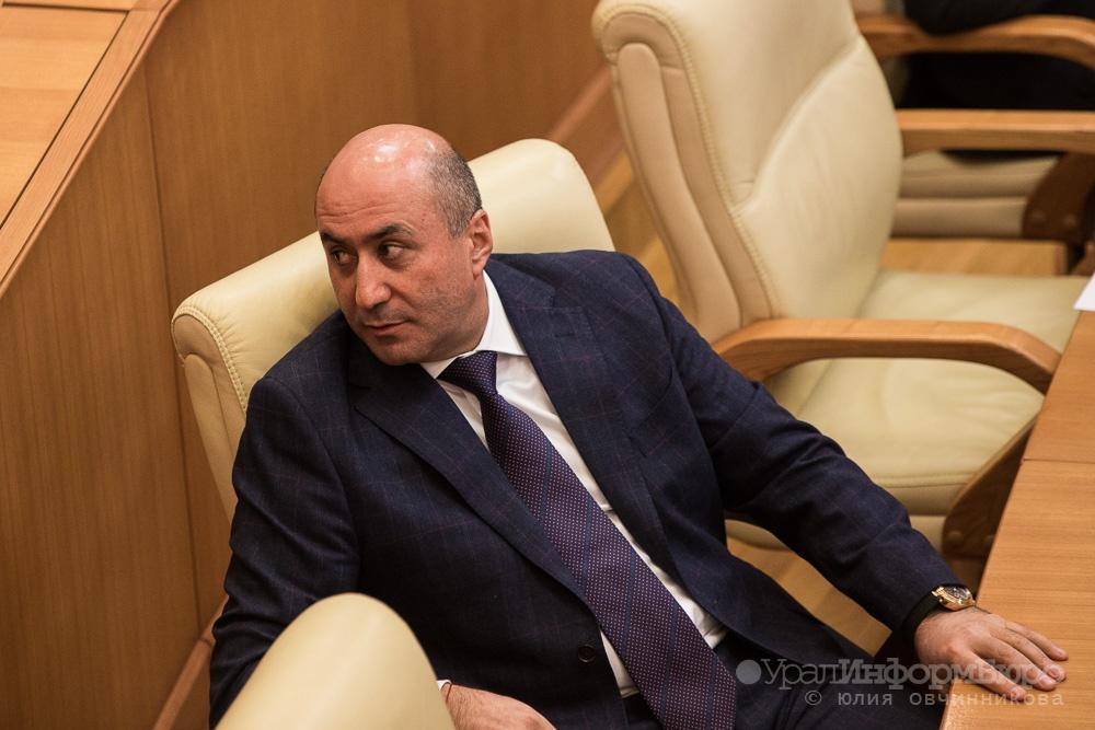 Генпрокуратура через суд требует отнять мандатов депутатов свердловского Законодательного собрания