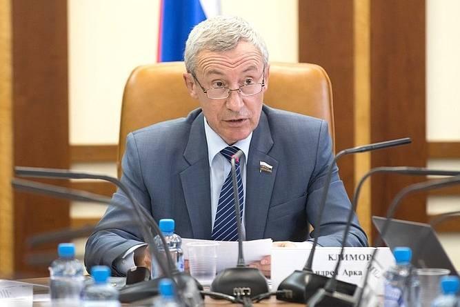 1-ый кандидат вгубернаторы Прикамья сдал подписи вкрайизбирком