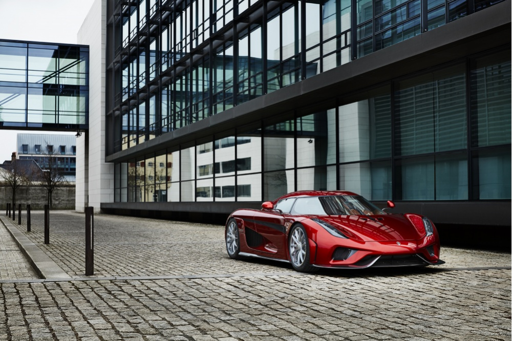 Koenigsegg продемонстрировал краш-тест гиперкара за $1,9 млн