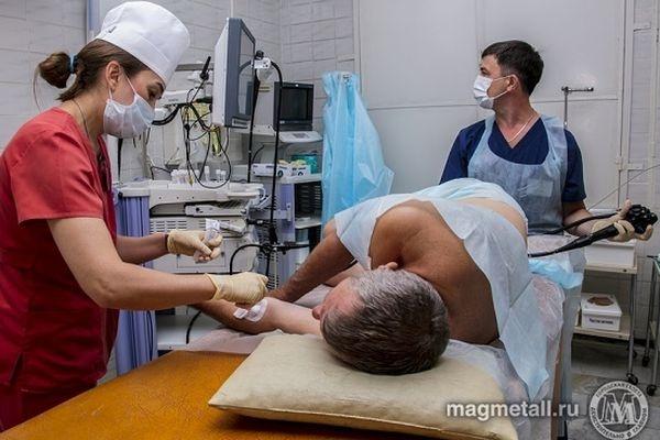 ММК продолжает вкладываться в здоровье