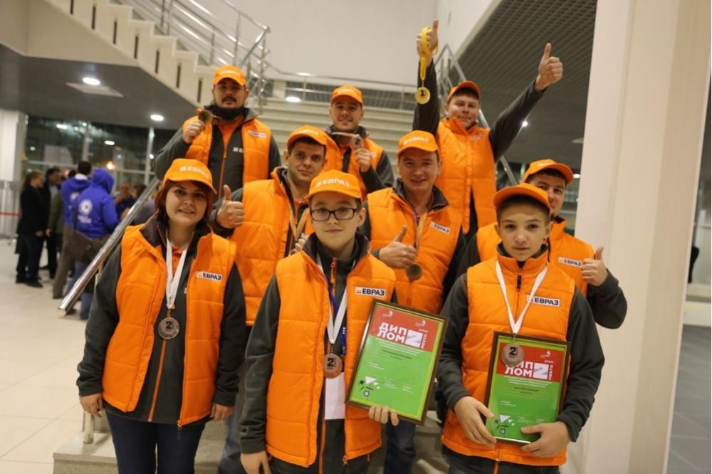 Команда «Росатома» в 3-й раз одолела начемпионате WorldSkills Hi-Tech