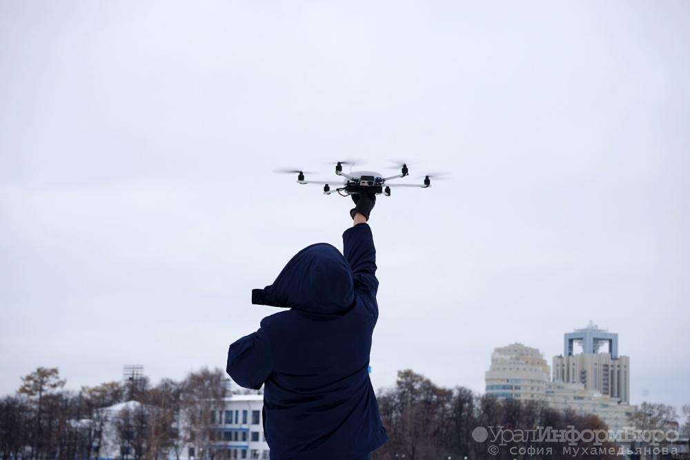 Минтранс предлагает сбивать беспилотники при несоблюдении ими воздушного пространства