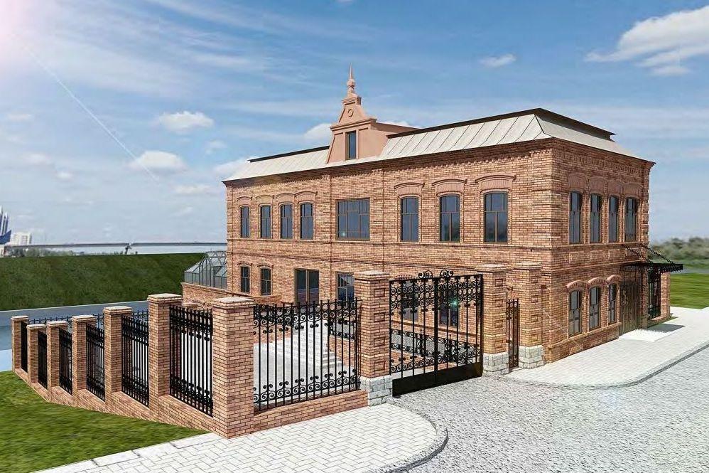 «Косой дом» вЕкатеринбурге продали нааукционе за6,3 млн руб.