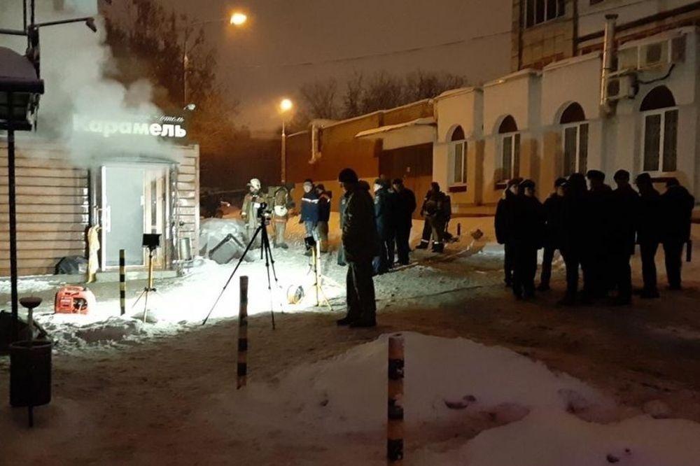 Следователи показали видео из пермского хостела после трагедии