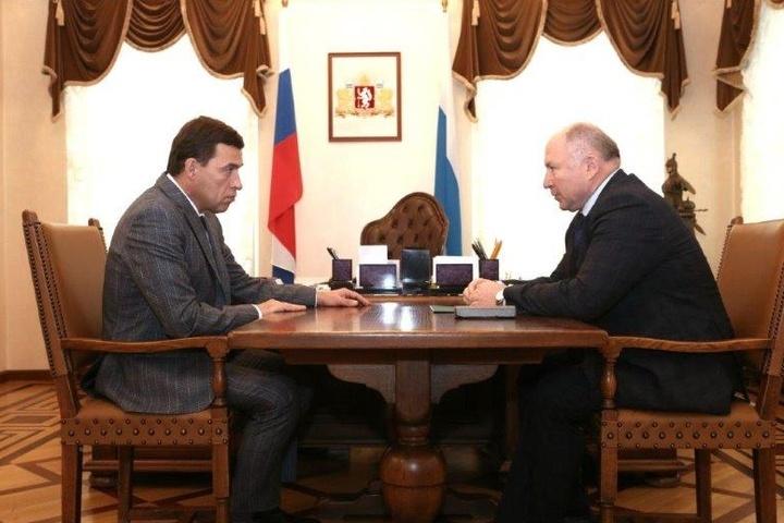 Избирком утвердил победу Куйвашева навыборах вСвердловской области