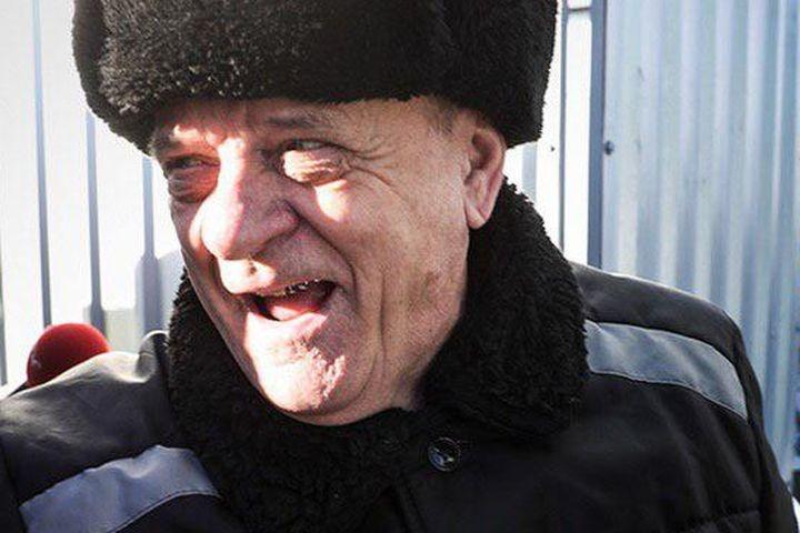 Владимир Квачков вышел насвободу