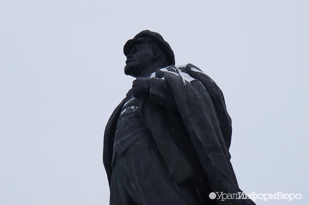 ВГермании ящерицы охраняли голову Ленина 25 лет