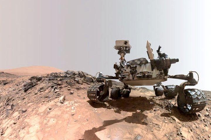 ВNASA обнаружили неполадку умарсохода Curiosity