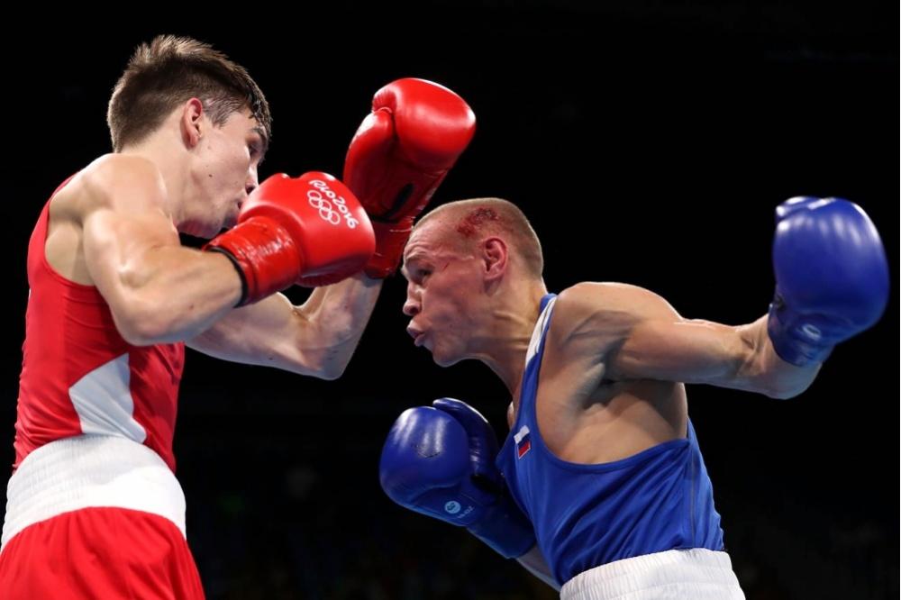 Боксер Никитин из-за травмы снят сполуфинала олимпийского турнира