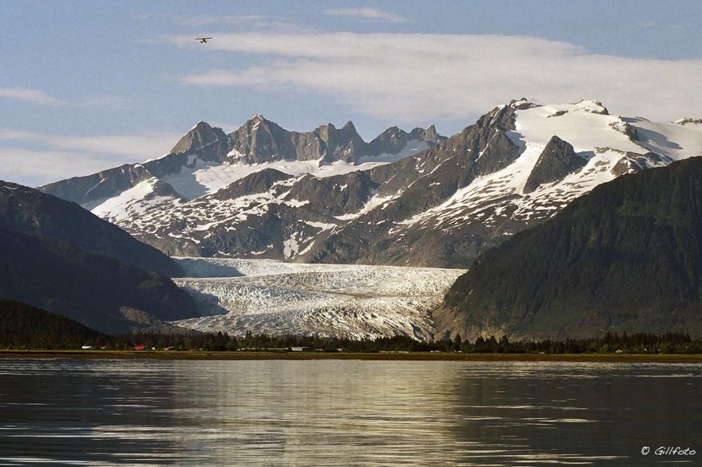 Под толщей льда Аляски найдена древнейшая пирамида вмире
