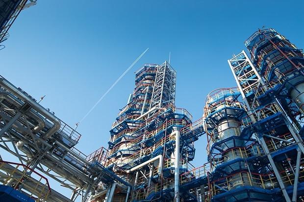 НаАнтипинском НПЗ стали менее перерабатывать нефти