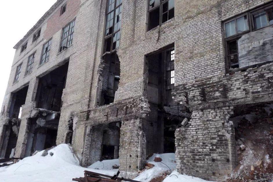 ВБерезниках назаброшенном заводе умер  мужчина Сегодня в15:13