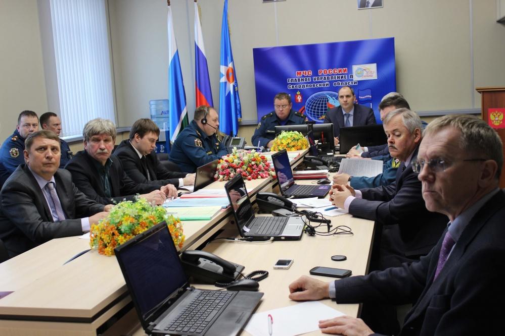 ВТуринске под угрозой подтопления остается градообразующее предприятие Сегодня в13:41