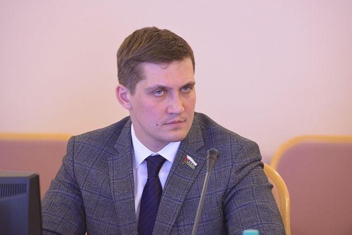 Игорь есиповский сын губернатора фото