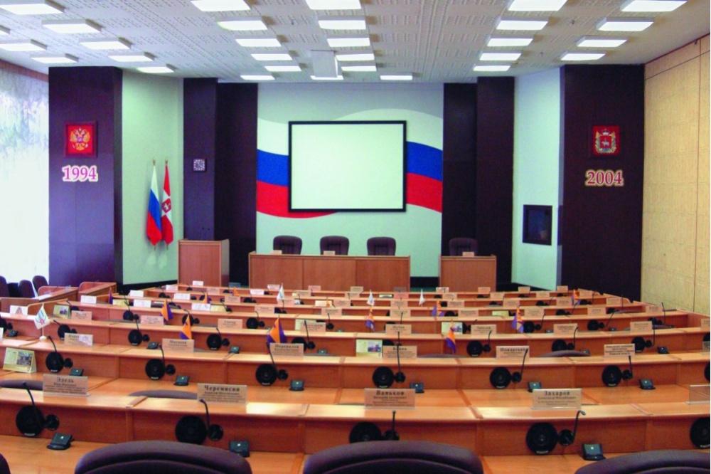 Председателем заксобрания Пермского края вновь избран Валерий Сухих