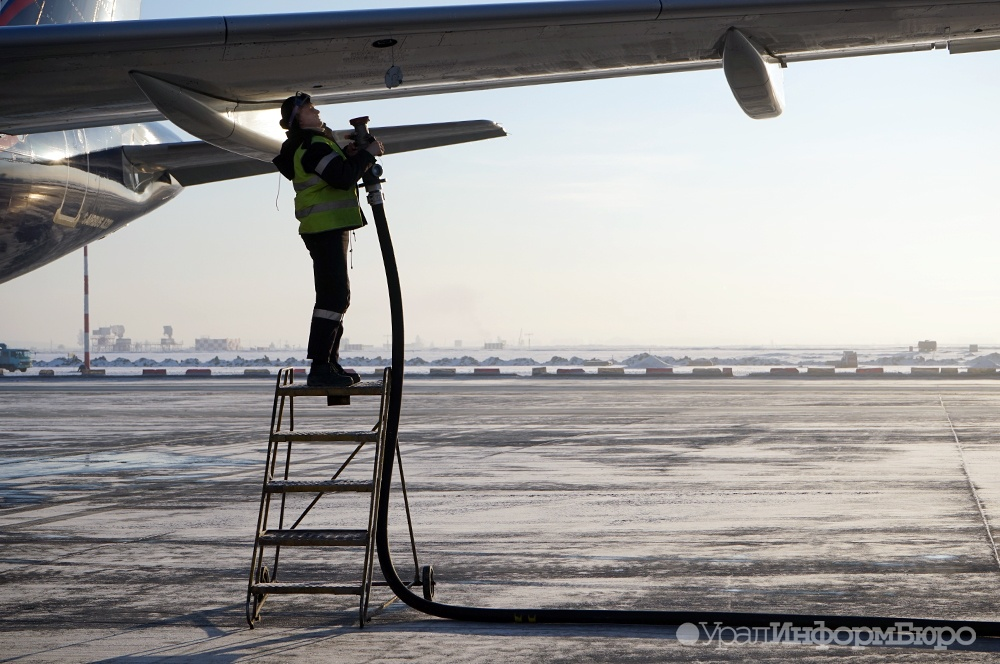 Минтранс Российской Федерации ужесточит требования ккачеству топлива для самолетов