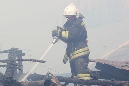 Катастрофа вПермском районе: две женщины живьем сгорели при пожаре