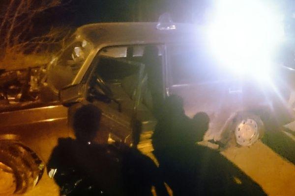 В Перми сотрудники ГИБДД устроили погоню со стрельбой