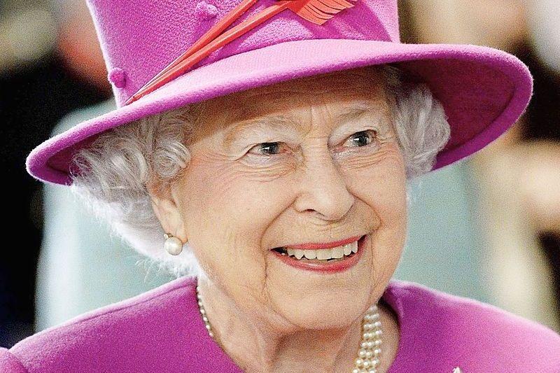 королевы великобритании список однозначно сказать, что