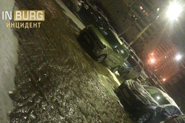 Задва дня вПионерском микрорайоне Екатеринбурга произошли две трагедии наводоводе