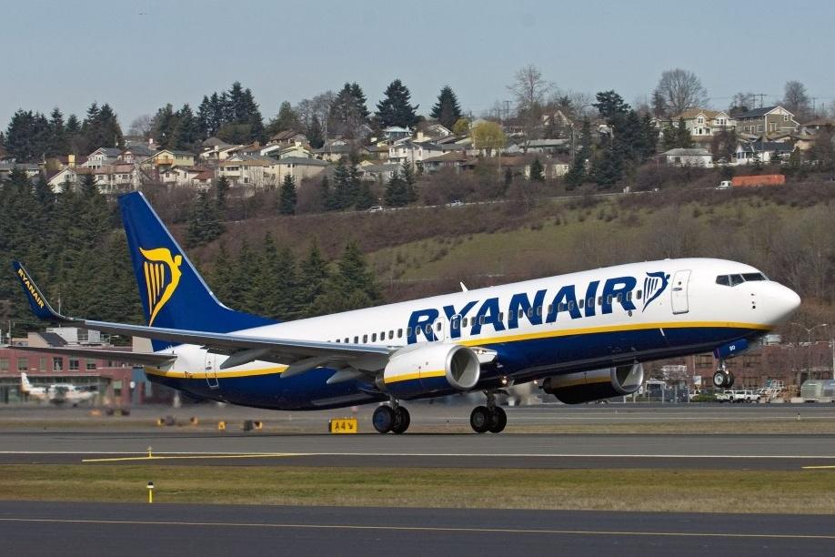 Крупнейший европейский лоукостер Ryanair объявил  обубытке в €20 млн