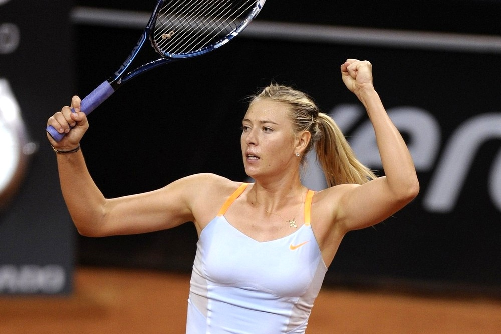 Мария Шарапова возвращается в большой спорт