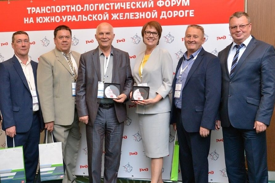 """Предприятия РМК получили статус """"Партнер года"""" РЖД"""