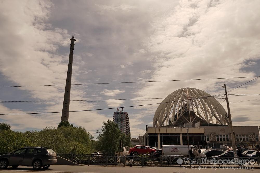 Госэкспертиза дала добро на строительство новой телебашни в Екатеринбурге