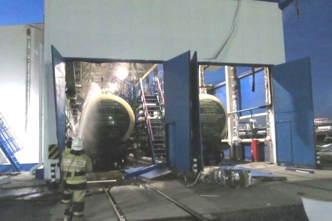 Три человека пострадали при взрыве газовой смеси вТюменской области