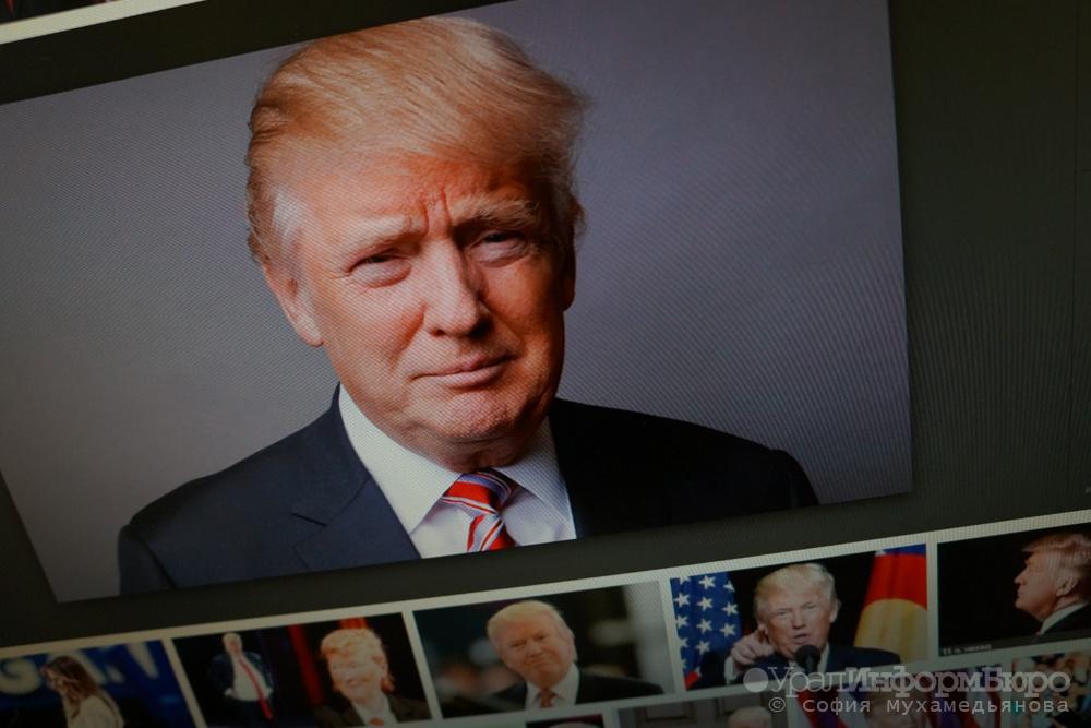 Это провал: Трамп забыл слова американского гимна