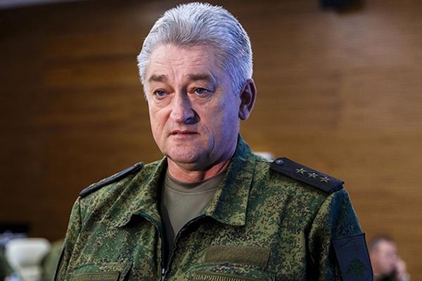 Сменился командующий войсками Центрального военного округа