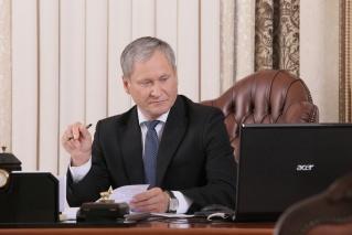 Губернатору Курганской области Кокорину прочат отставку